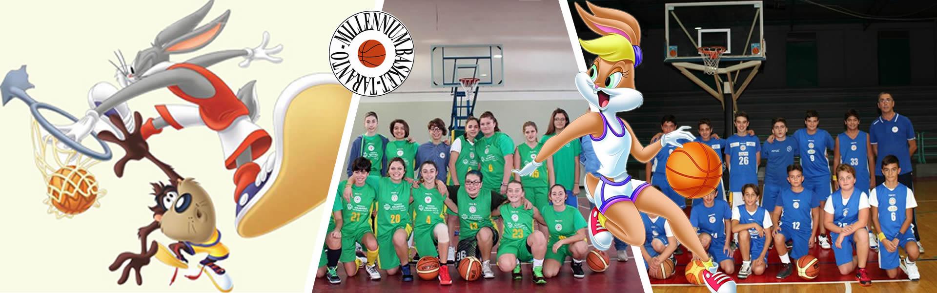 corsi di minibasket basket agonistivo e amatoriale